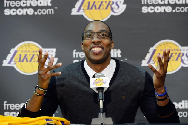 Dwight Howard's Lakers and the Best Teams (on Paper) in NBA History