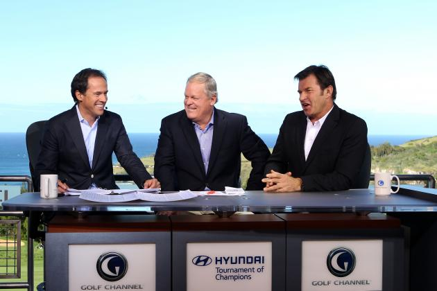 6 Current Golfers We'd Most Like to See as Analysts