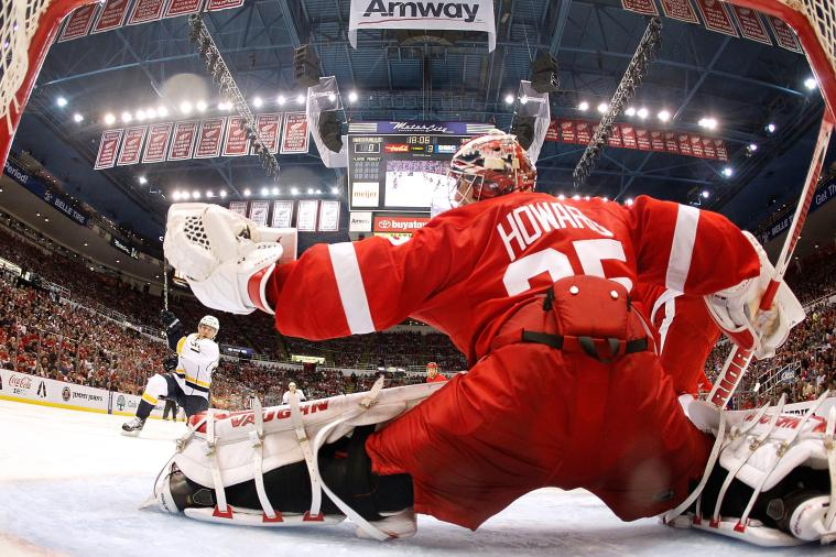 Detroit Red Wings: Can Jimmy Howard Be Considered an Elite NHL Goalie?