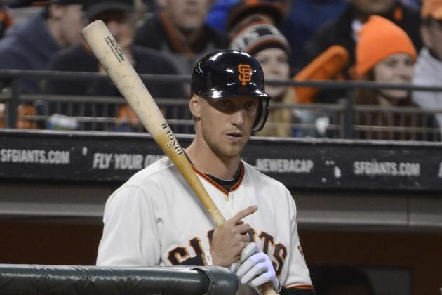 5 Ways Signing Hunter Pence Long-Term Would Impact Giants' Offseason Plans