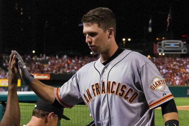 6 Key Players Who Will Determine the Champion of Giants-Dodgers NL West Race