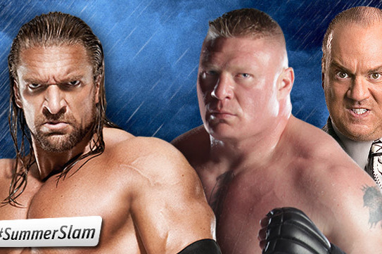 SummerSlam 2012: Burning Questions and Projections