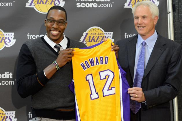 Los Angeles Lakers' 12 Most Fortunate Trades in Team History