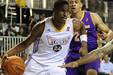 NBA D-League: The 4 Best Players That Emerged Last Season