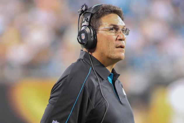 Which Carolina Panthers Are Having the Worst Training Camps?