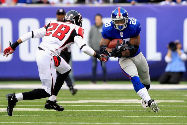 Updating the New York Giants' Key Position Battles in Training Camp
