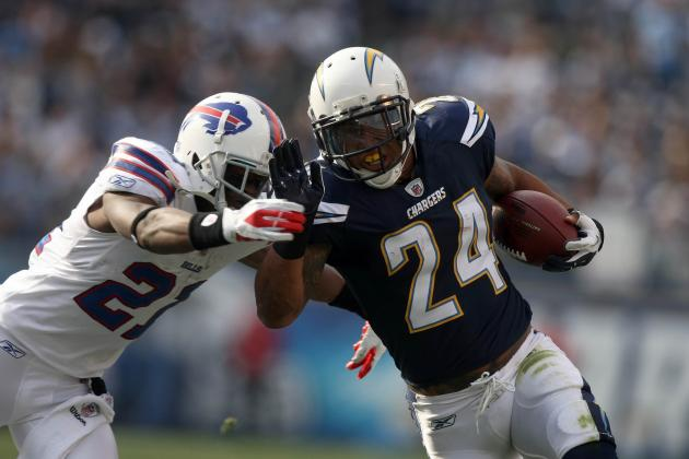 San Diego Chargers Lose Ryan Mathews: Breaking Down RB's Possible Replacements