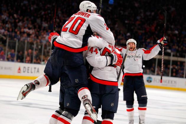 Washington Capitals: Top 5 Prospects Heading into Next Season