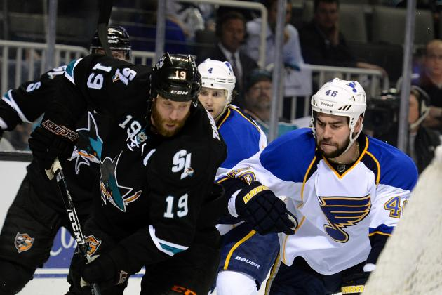 San Jose Sharks: Where Does Each Unit Rank Among Western Conference Foes?