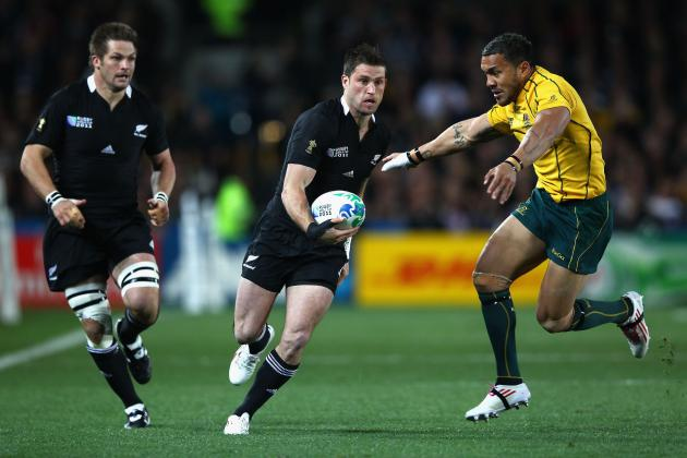 2012 Rugby Championship: All Blacks vs. Wallabies Preview