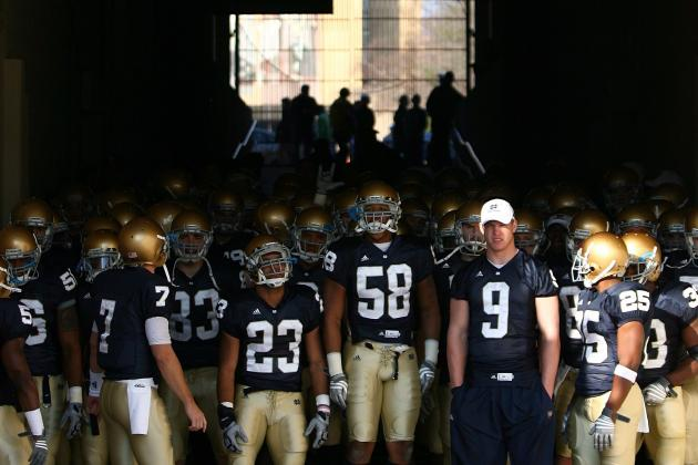 Notre Dame Football: 5 Toughest Games for the Irish This Season