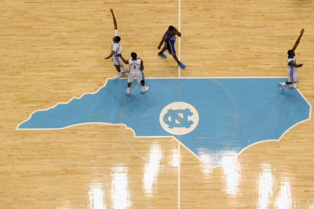 North Carolina Basketball: Ranking the 7 Toughest Challenges on Tar Heels' Path