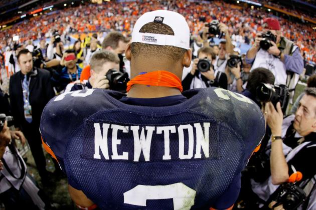 NFL Preseason 2012: Is Cam Newton the Best Former Tiger in the NFL?
