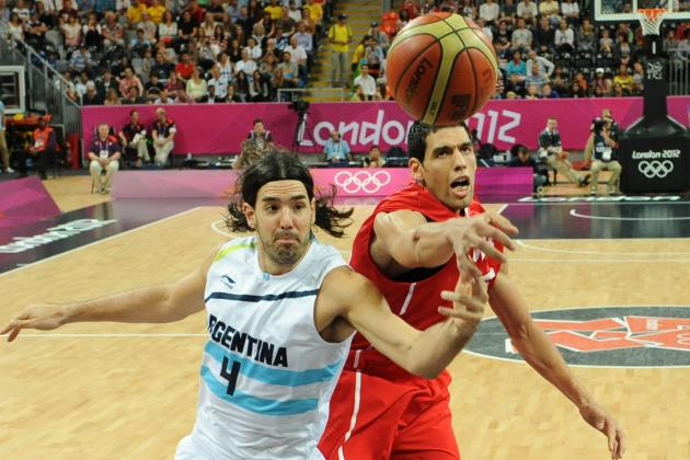 Olympic Men's Basketball: 20 Best International Stars in London