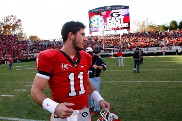 SEC Football: Predicting the Final East Division Standings