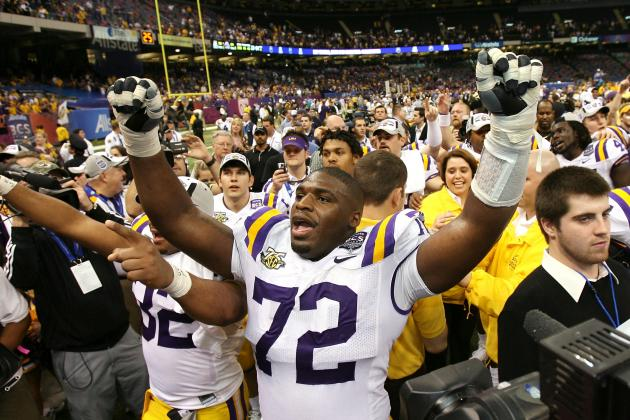 LSU Tigers Football: The All-Time Dream Team