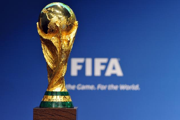 Ranking the Early World Cup 2014 Favorites