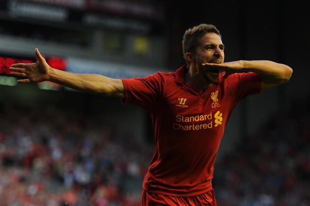 Liverpool 2012/13 Season: A Player-by-Player Guide