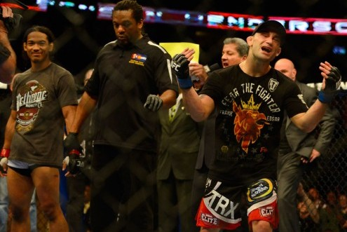 Top 5 Most Controversial UFC Decisions in Recent Memory