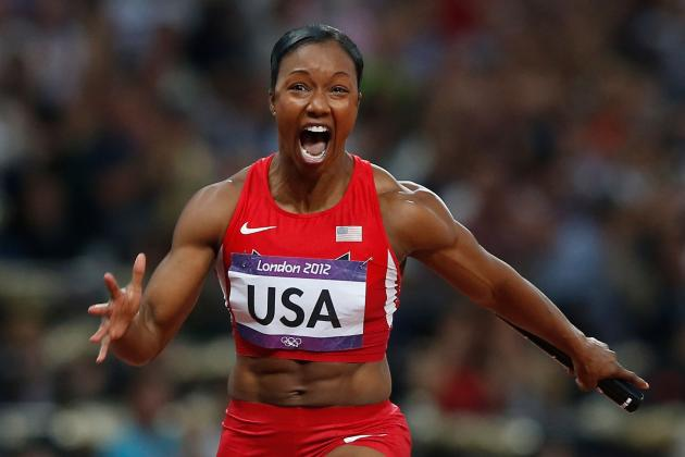 Five Best Performances in Track and Field During the London Olympics