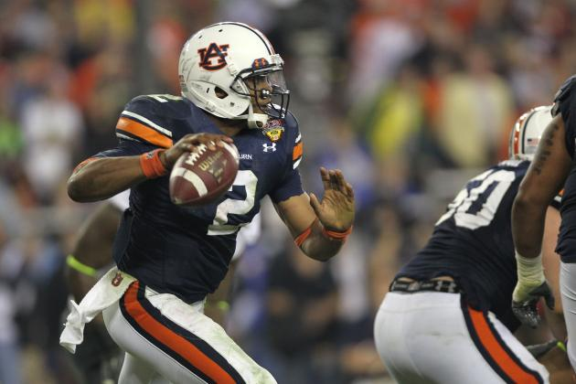 Auburn Football: The Tigers All-Time Dream Team