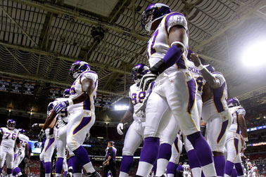 Minnesota Vikings 2012: 7 Players to Watch Against Buffalo