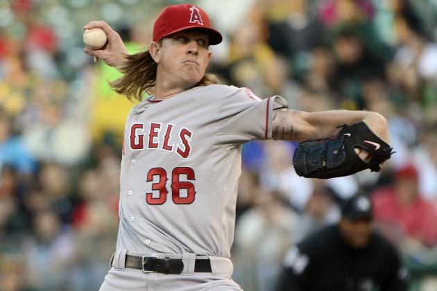 AL Cy Young Award Rankings: Is Jered Weaver Catching Up to Justin Verlander?