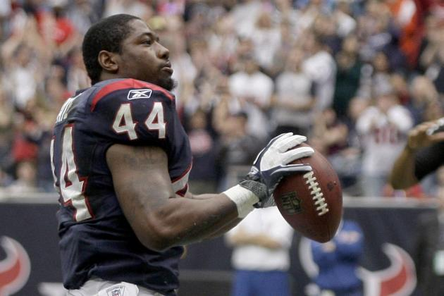 Houston Texans: Why Superstardom Is on the Horizon for Ben Tate