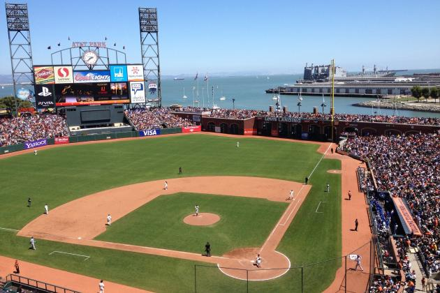 5 Things That Set AT&T Park Apart from Other MLB Ballparks