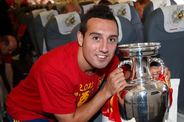 Predictions for the Spaniard Santi Cazorla's First Season with Arsenal