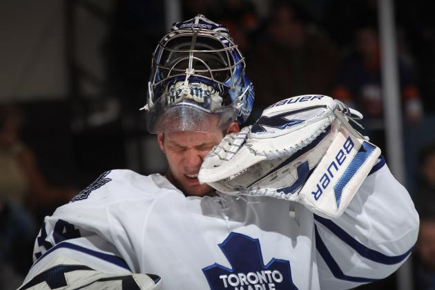 Maple Leafs Free Agency: 3 Goaltenders Toronto Must Target ASAP