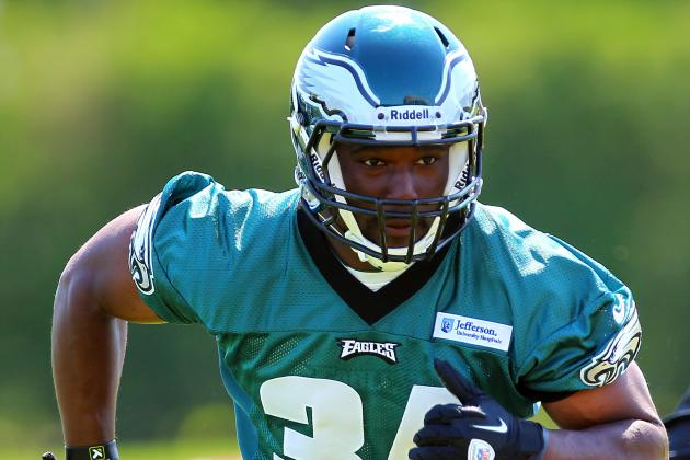 Philadelphia Eagles Rookies Who Are Struggling in Camp