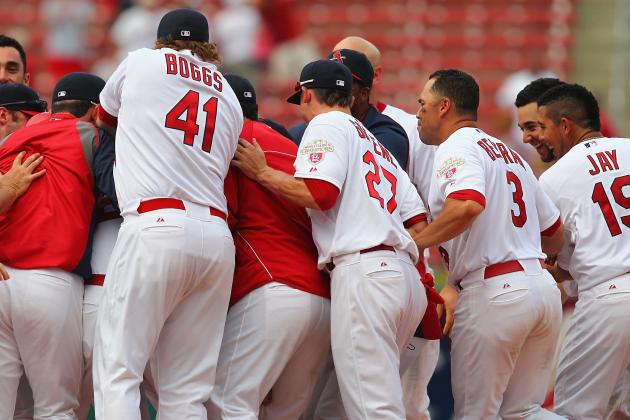5 Differences Between the 2011 and 2012 St. Louis Cardinals