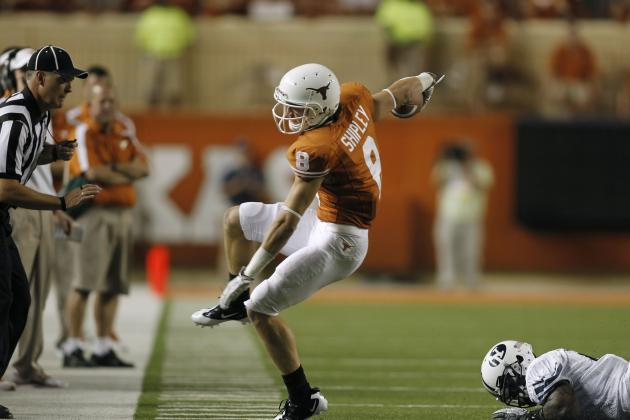 What You Need to Know About Texas Longhorns WR Jaxon Shipley