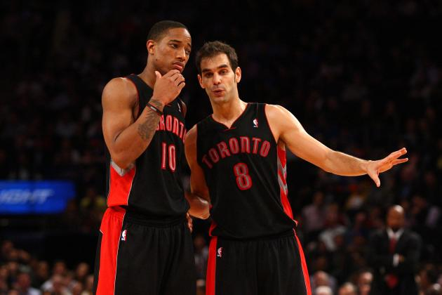 4 Reasons the Toronto Raptors Will Finally Return to the Playoffs in 2012-13
