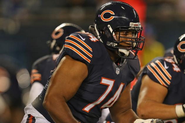 Chicago Bears: Why Chris Williams Will Win the Starting Job at LT