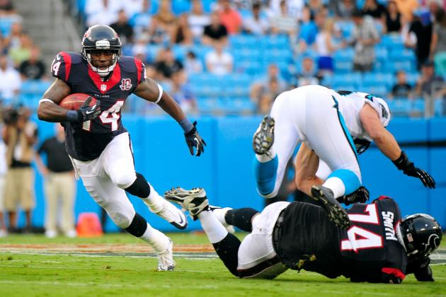 Fantasy Football 2012: 5 Best Handcuffs to Have at Running Back