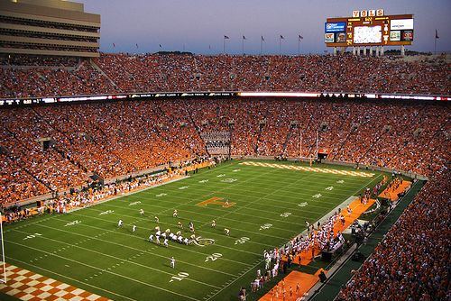 Tennessee Volunteers Football: The All-Time Dream Team