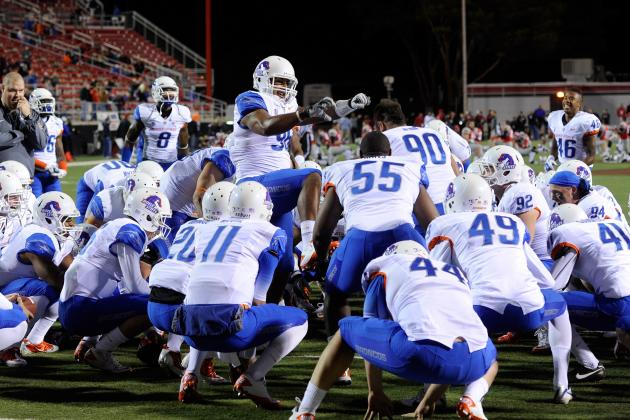 Boise State Football: The All-Time Dream Team
