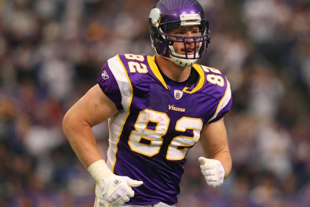 Minnesota Vikings: 5 Reasons Kyle Rudolph Will Be Christian Ponder's Best Weapon