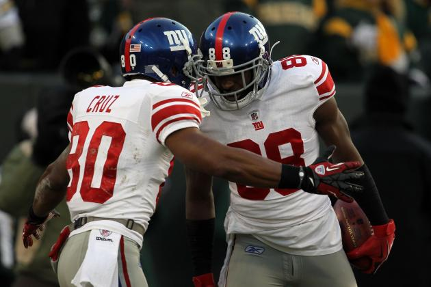 What We've Learned About Each Positional Unit so Far in Giants Preseason