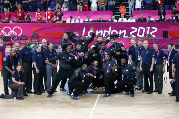 Men's Basketball: The Top 10 Olympians on Team USA Since 1992