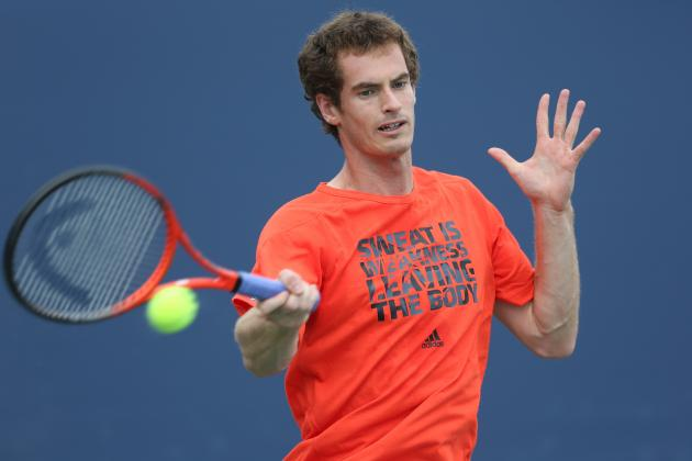 US Open 2012: 5 Reasons Why Andy Murray Will Win at Flushing Meadows