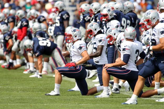 Biggest Winners and Losers of Patriots Training Camp Thus Far