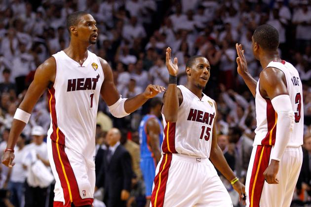 Miami Heat: Breaking Down the Best Starting Lineup for Miami