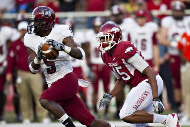 Arkansas Football: What You Need to Know About Razorbacks LB Alonzo Highsmith