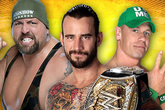 WWE SummerSlam 2012 Predictions: Match-by-Match Breakdown