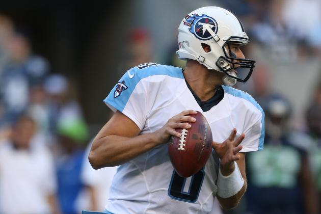 Updating Tennessee Titans' Key Position Battles in Training Camp