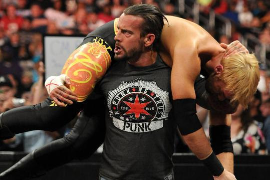10 Opponents CM Punk Needs to Face in the Rest of 2012