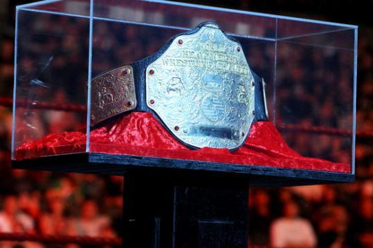 WWE SummerSlam: History of the World Heavyweight Championship